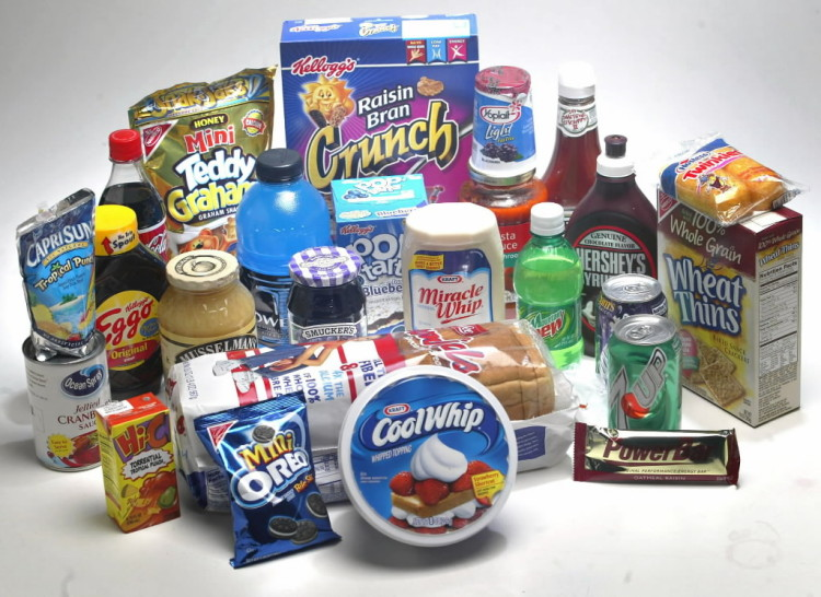 Foods That Do Not Contain High Fructose Corn Syrup